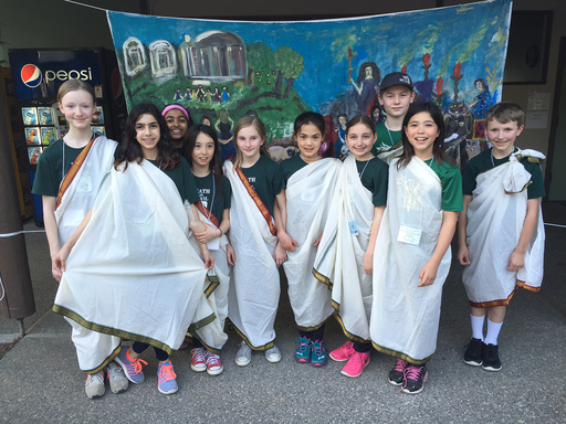 JCL: Celebrating All Things Ancient Greece and Rome