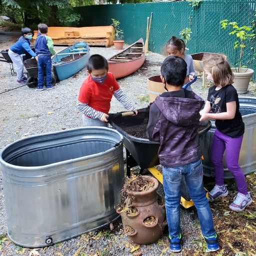 Creating a Garden Space for All to Enjoy!